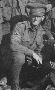 LSGT Luck taken at Gallipoli
